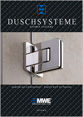 MWE Duschsysteme Gesamtkatalog