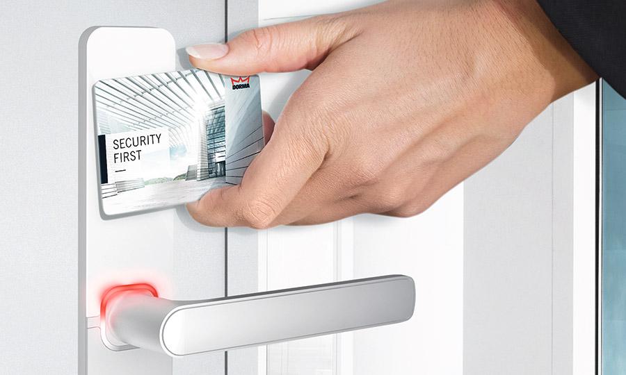 Sicherheit an Türen - Security First